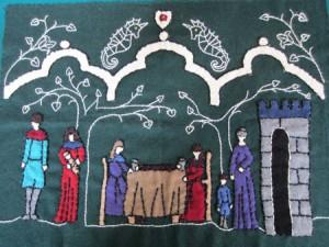 tapestry-flood